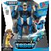 Tobot -Трансформер тобот эволюция Y со светом и звуком