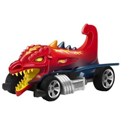 Хищник-мобиль ToyState Dragon Blaster 13 см со светом и звуком