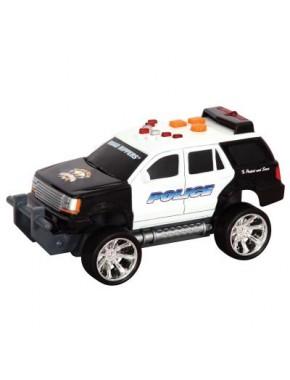 Игрушка Toy State Спасательная техника Полицейский внедорожник со светом и звуком 13 см