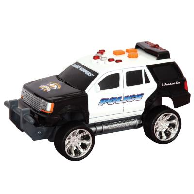 Игрушка Спасательная техника Полицейский внедорожник со светом и звуком 13 см
