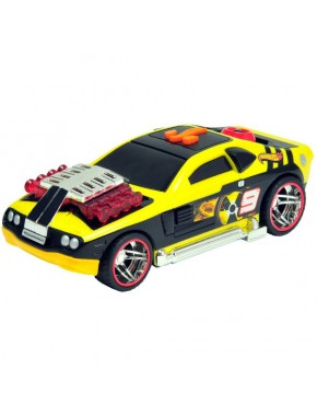 Игрушка Toy State Сверхбыстрый автомобиль со светом и звуком Hollowback 16 см (90501)