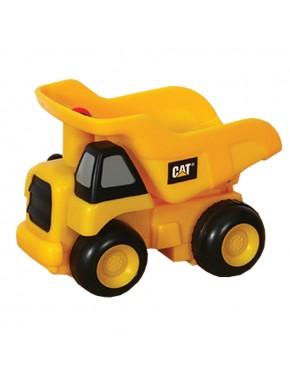 Игрушка Toy State Моторизованные машины САТ Самосвал со светом и звуком 15 см
