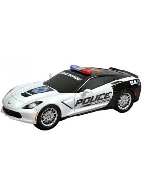 """Полицейский автомобиль Chevy Corvette C7 """"Protect&Serve"""""""