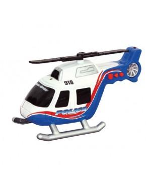 Игрушка Toy State Спасательная техника Вертолет со светом и звуком 13 см