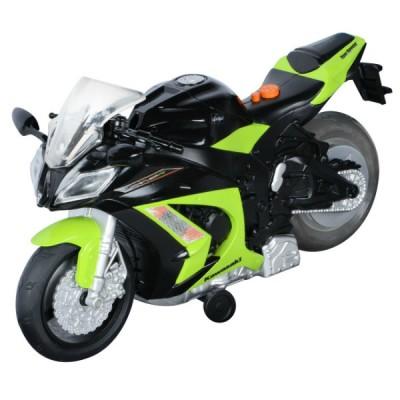 Мотоцикл Toy State Kawasaki Ninja ZX-10R 25 см