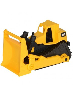 Игрушка Toy State Мини-строительная техника CAT Бульдозер 17 см
