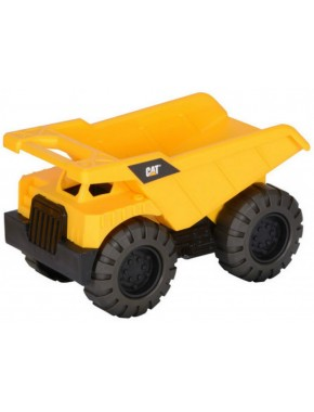 Игрушка Toy State Мини-строительная техника CAT Самосвал 17 см