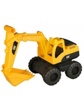Игрушка Toy State Мини-строительная техника CAT Экскаватор 17 см