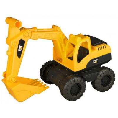 Игрушка Мини-строительная техника CAT Экскаватор 17 см