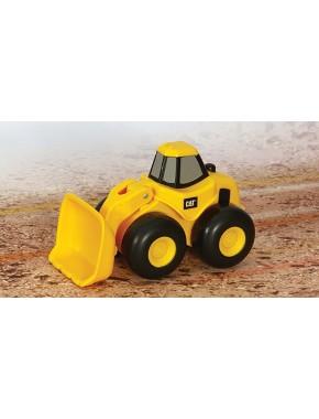 Игрушка Toy State Инерционная мини-техника CAT Экскаватор 12 см