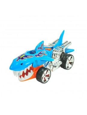 Игрушка Toy State Экстремальные гонки Sharkruiser со светом и звуком 23 см (90512)