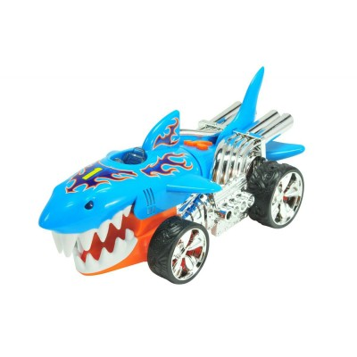 Игрушка Экстремальные гонки Sharkruiser со светом и звуком 23 см (90512)