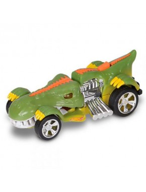 Хищник-мобиль ToyState Rextroyer 13 см со светом и звуком