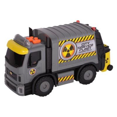 Игрушка Toy State Мусороуборочная машина 28 см