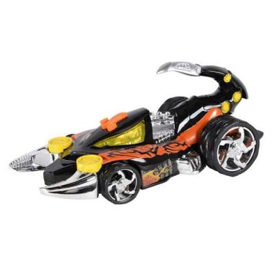 Игрушка Экстремальные гонки Scorpedo со светом и звуком 23 см (90513)