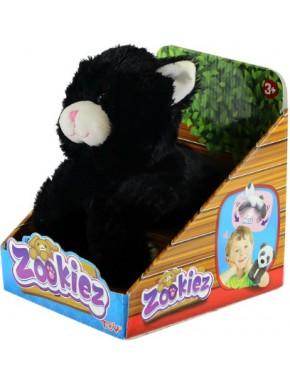 Плюшевый Черный котенок Zookies
