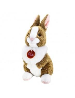 Мягкая игрушка Кролик Теобальдо коричневый, 32см Trudi
