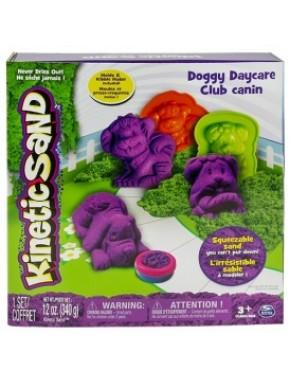 Песок для детского творчества - KINETIC SAND DOGGY