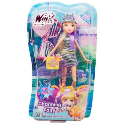 Winx Charming Fairy Стелла