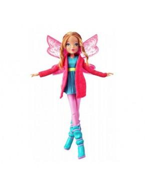 Кукла Winx Зимняя магия Флора 27 см