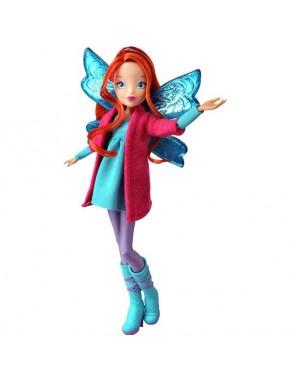 Кукла Winx Зимняя магия Блум 27 см