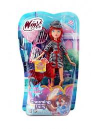 Winx Charming Fairy Блум 27 см