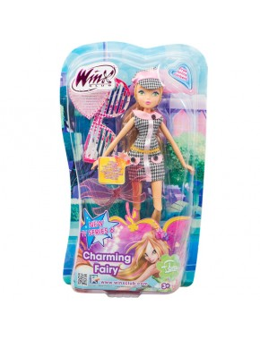 Winx Charming Fairy Флора 27 см