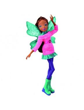 Кукла Winx Зимняя магия Лейла 27 см