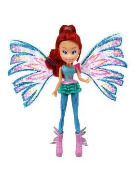 Кукла Winx Sirenix Mini Блум 12 см