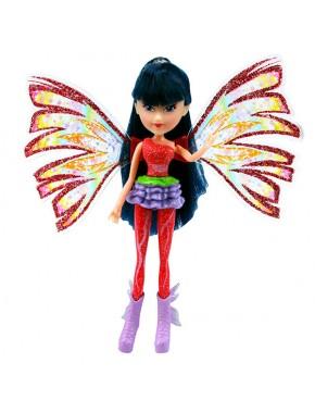 Кукла Winx Sirenix Mini Муза 12 см