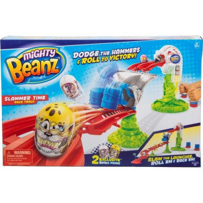 Игровой набор Mighty Beanz Slammer racepack S1 (66504)