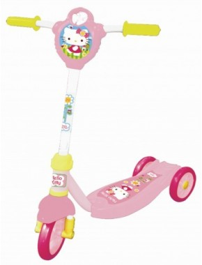"Скутер-самокат ""Hello Kitty"""