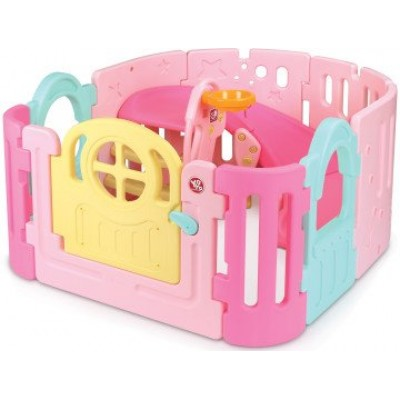 """Детская площадка """"Lollipop"""", розовая YaYa Toy (Y1526)"""