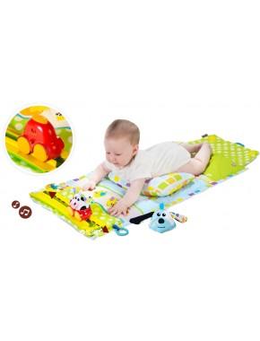 Игровой развивающий коврик -сумка Малыш. Yookidoo