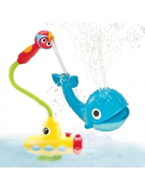 Игрушка для воды Субмарина с китом