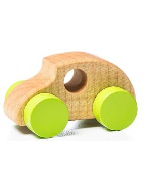 Деревянная игрушка Cubika Мини машинка (13210)
