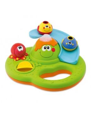 """Игрушка для ванной """"Остров мыльных пузырей"""" Chicco (70106.00)"""