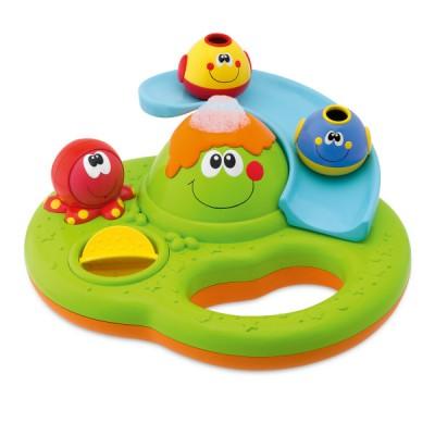 """Игрушка для ванной """"Остров мыльных пузырей"""" Chicco"""