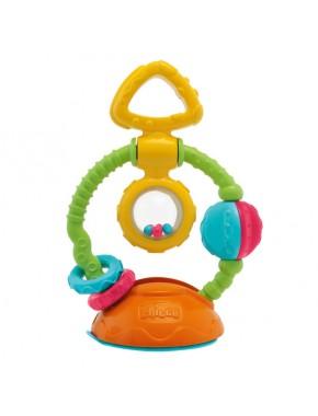 Игрушка-погремушка на присоске Touch&Spin Chicco (69029.00)