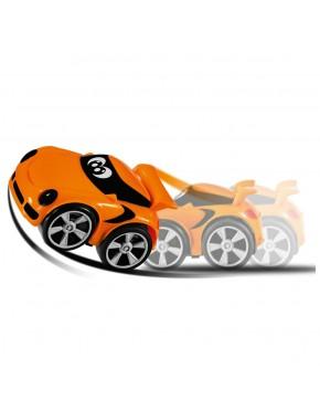 Инерционная игрушка Машина Томми Chicco, 8,5 см (07302.00)