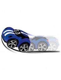 Инерционная игрушка Машина Томми Chicco, 8,5 см (07305.00)