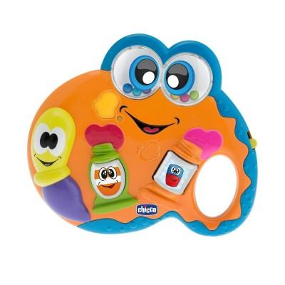 Музыкальная игрушка Палитра Паулети Chicco (07701.00)