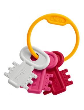 "Игрушка-погремушка ""Мягкие ключики"" Chicco (63216.10)"