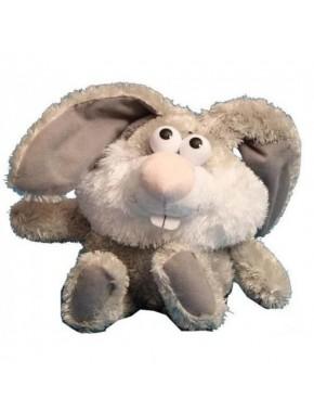Кролик, що качається й сміється