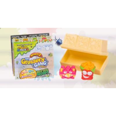 """Игровой набор фигурок GG S2 """"Шоколадный батончик"""", 2 фигурки в контейнере (69014)"""