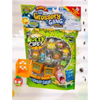 """Игровой набор фигурок GG S2 """"Чипсы"""", 10 фигурок и 2 контейнера (69016)"""