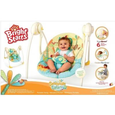 Кресло-качалка Bright Starts Солнечное сафари (7117)