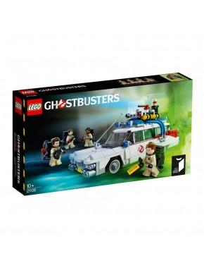 Конструктор Lego Ideas Ghostbusters Ecto-1 (21108)