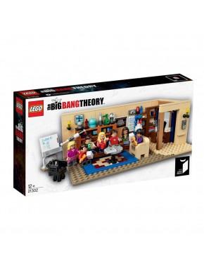 Конструктор Lego Ideas Теория Большого Взрыва (21302)