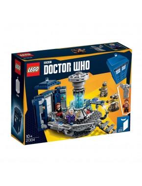 Конструктор Lego Ideas Doctor Who (21304)